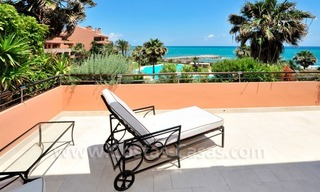 Luxe beachfront appartement te koop in Malibu, Puerto Banus, Marbella 6