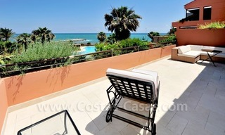 Luxe beachfront appartement te koop in Malibu, Puerto Banus, Marbella 5