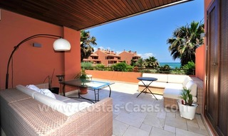 Luxe beachfront appartement te koop in Malibu, Puerto Banus, Marbella 8