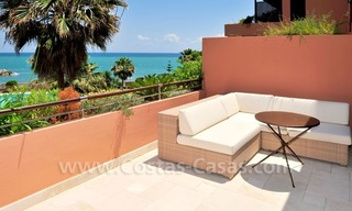 Luxe beachfront appartement te koop in Malibu, Puerto Banus, Marbella 7