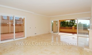 Marbella for sale: luxe front line golf appartementen te koop Marbella Benahavis 19