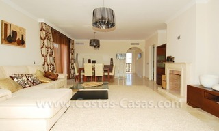 Marbella for sale: luxe front line golf appartementen te koop Marbella Benahavis 20