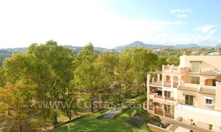 Marbella for sale: luxe front line golf appartementen te koop Marbella Benahavis 4
