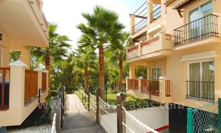 Marbella for sale: luxe front line golf appartementen te koop Marbella Benahavis 5