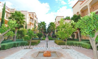 Marbella for sale: luxe front line golf appartementen te koop Marbella Benahavis 6