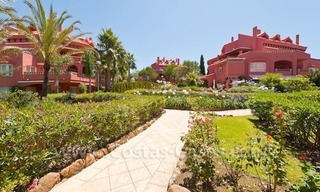 Strand appartement te koop in beachfront complex te Marbella 3