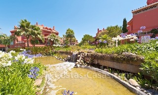 Strand appartement te koop in beachfront complex te Marbella 4