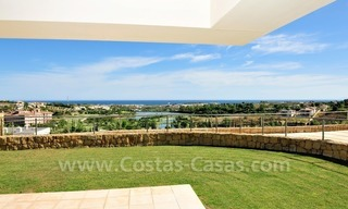 Modern Golf appartement te koop - Marbella - Benahavis 0