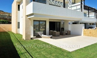 Modern Golf appartement te koop - Marbella - Benahavis 2