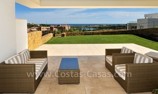 Modern Golf appartement te koop - Marbella - Benahavis 1