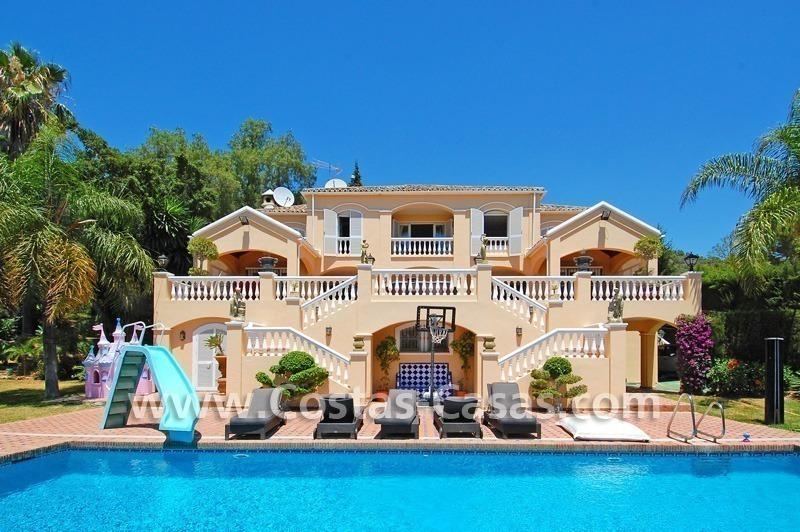 Luxe villa te koop camojan golden mile marbella for Model de villa de luxe