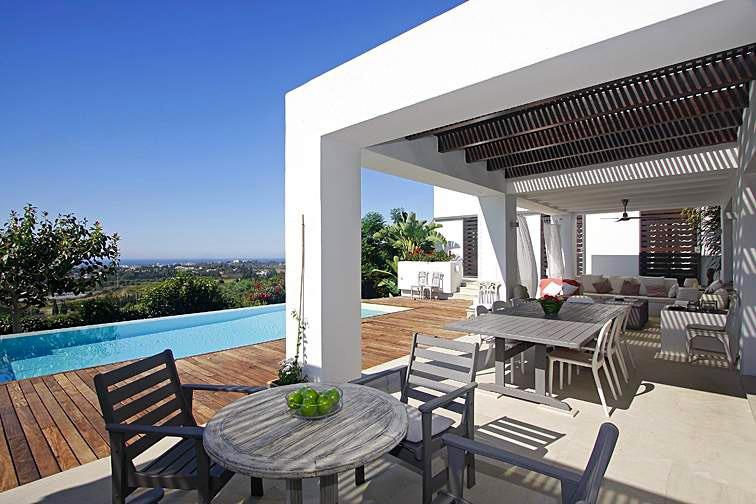 Koopje moderne villa te koop marbella benahavis