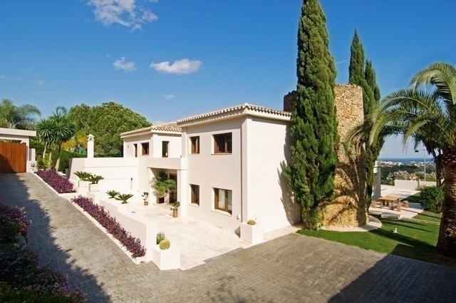 Exclusieve moderne villa te koop nueva andalucia marbella - Immobiliare marbella ...