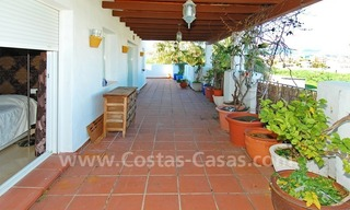 Beachside penthouse appartement te koop in Marbella 2
