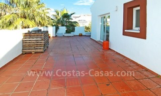 Beachside penthouse appartement te koop in Marbella 3