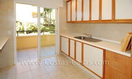 Eerstelijn golf appartment te koop in Marbella 12