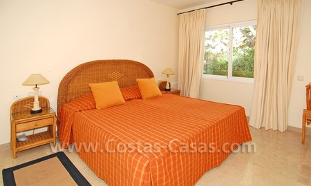 Eerstelijn golf appartment te koop in Marbella 15