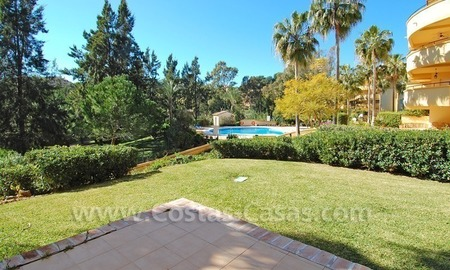 Eerstelijn golf appartment te koop in Marbella 1
