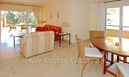 Eerstelijn golf appartment te koop in Marbella 6