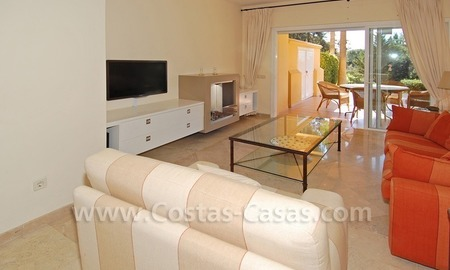 Eerstelijn golf appartment te koop in Marbella 7