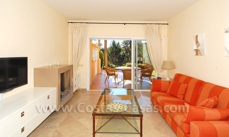 Eerstelijn golf appartment te koop in Marbella 8