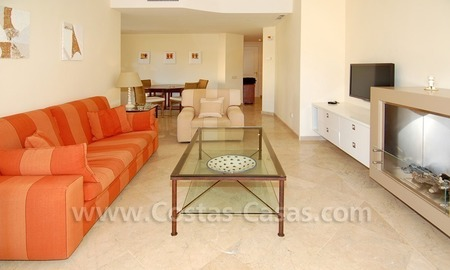 Eerstelijn golf appartment te koop in Marbella 9