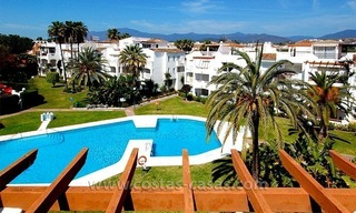 Beachside penthouse appartement te koop op de New Golden Mile tussen Marbella en Estepona 4