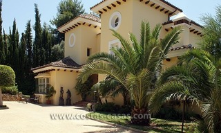 Villa te koop op de Golden Mile in Marbella 2