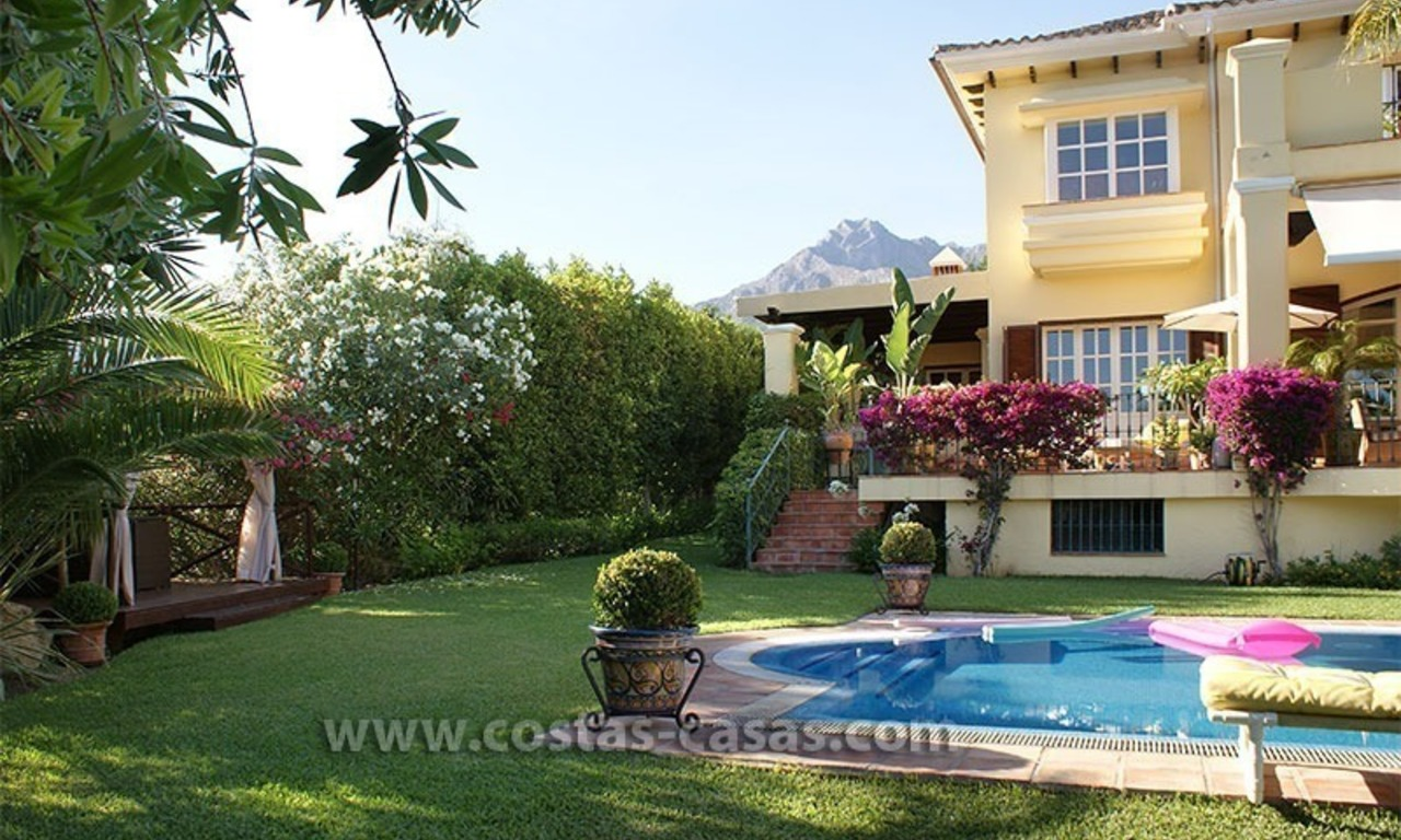 Villa te koop op de Golden Mile in Marbella 4