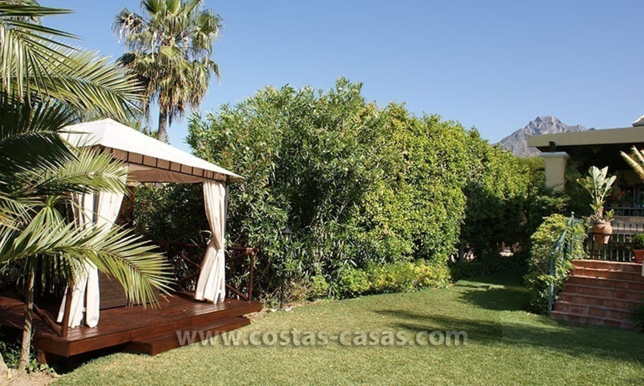 Villa te koop op de Golden Mile in Marbella 7