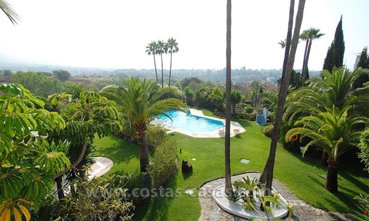 Appartement te koop op de Golden Mile in Marbella 0
