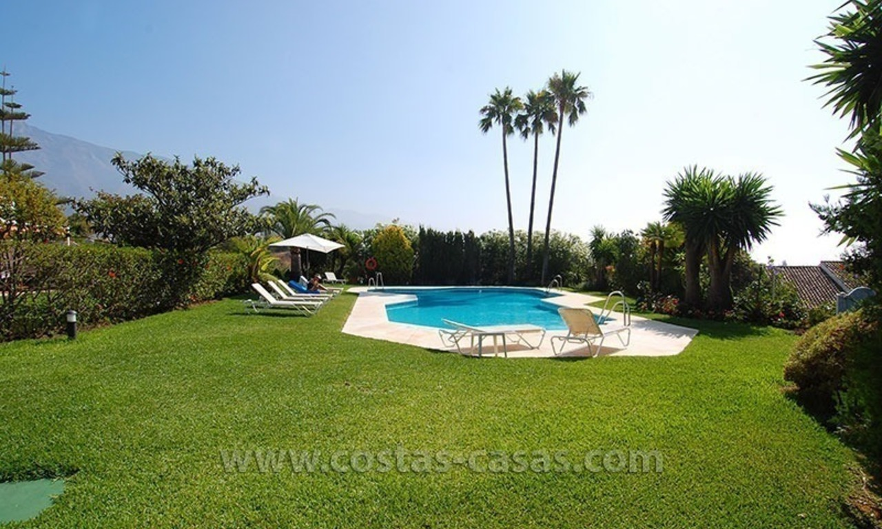 Appartement te koop op de Golden Mile in Marbella 15