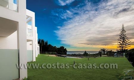 Marbella golden mile for sale moderne villa te koop - Domotica marbella ...