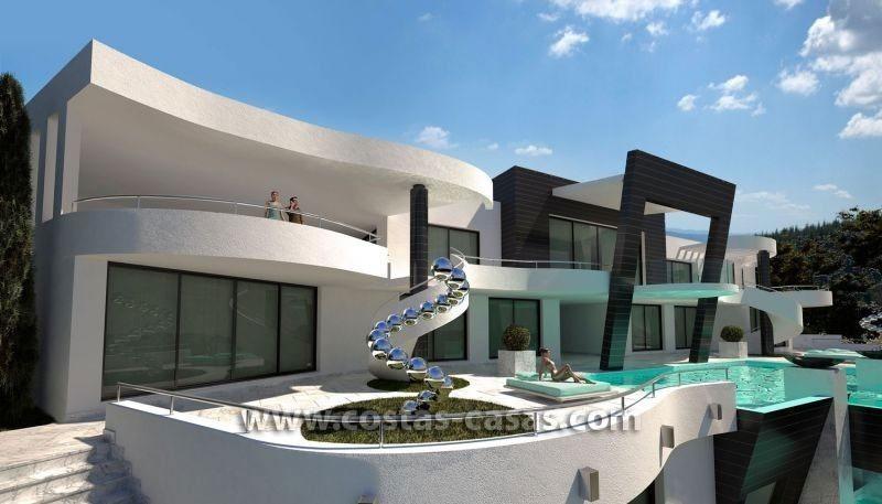 Te koop nieuwe hypermoderne luxe villa marbella - Nieuwe home design ...