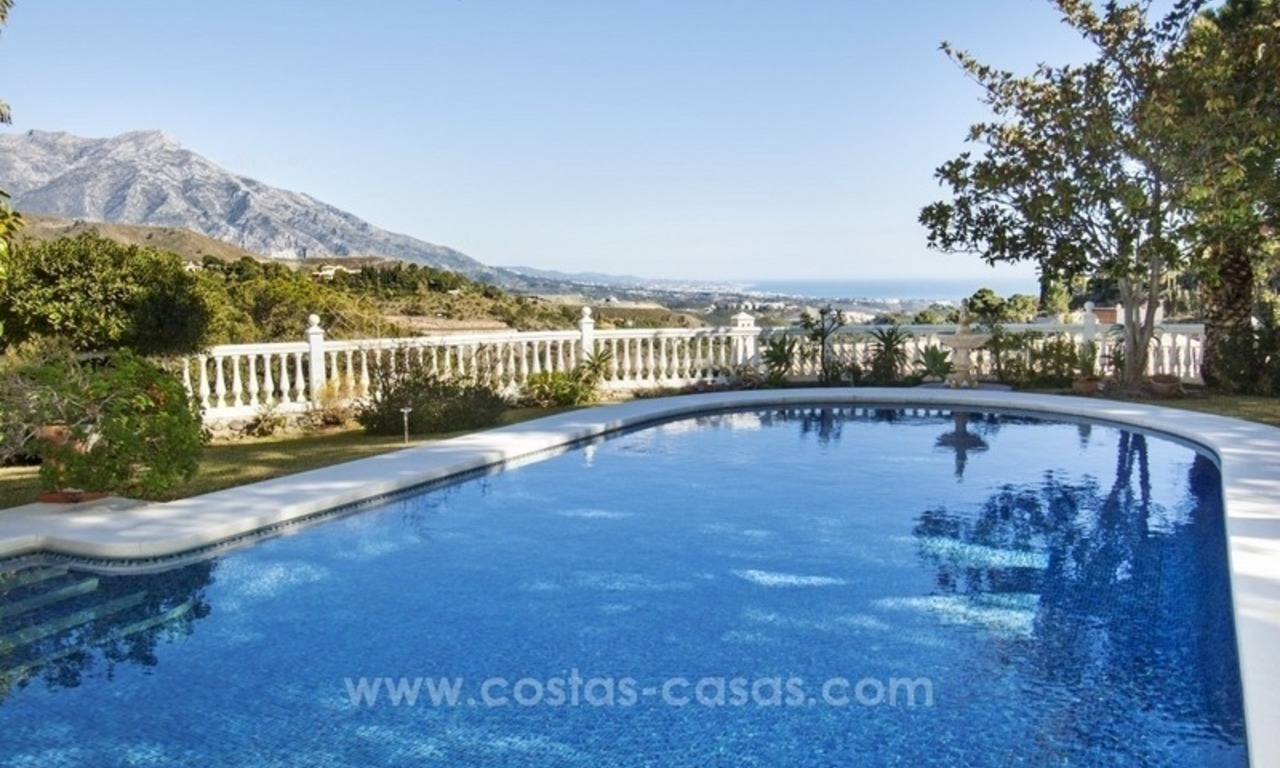 Villa te koop in El Madroñal in Benahavis – Marbella 2