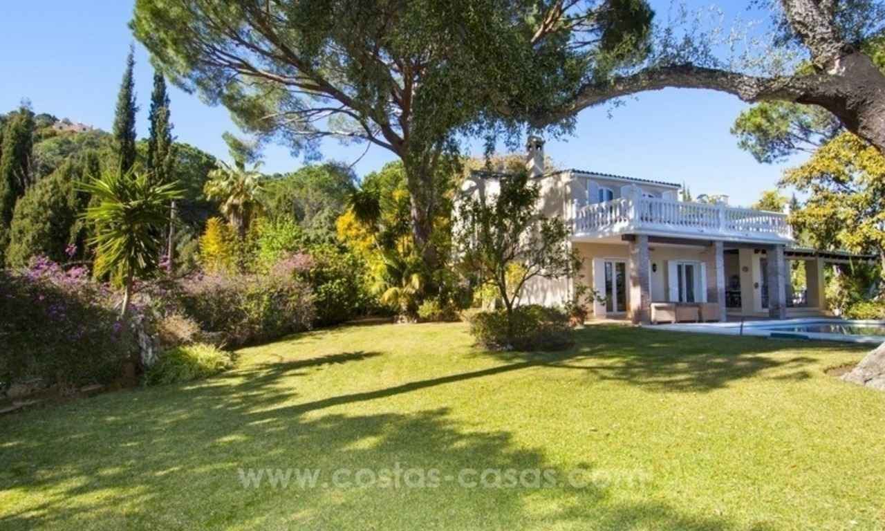 Villa te koop in El Madroñal in Benahavis – Marbella 5