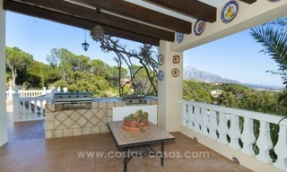 Villa te koop in El Madroñal in Benahavis – Marbella 8