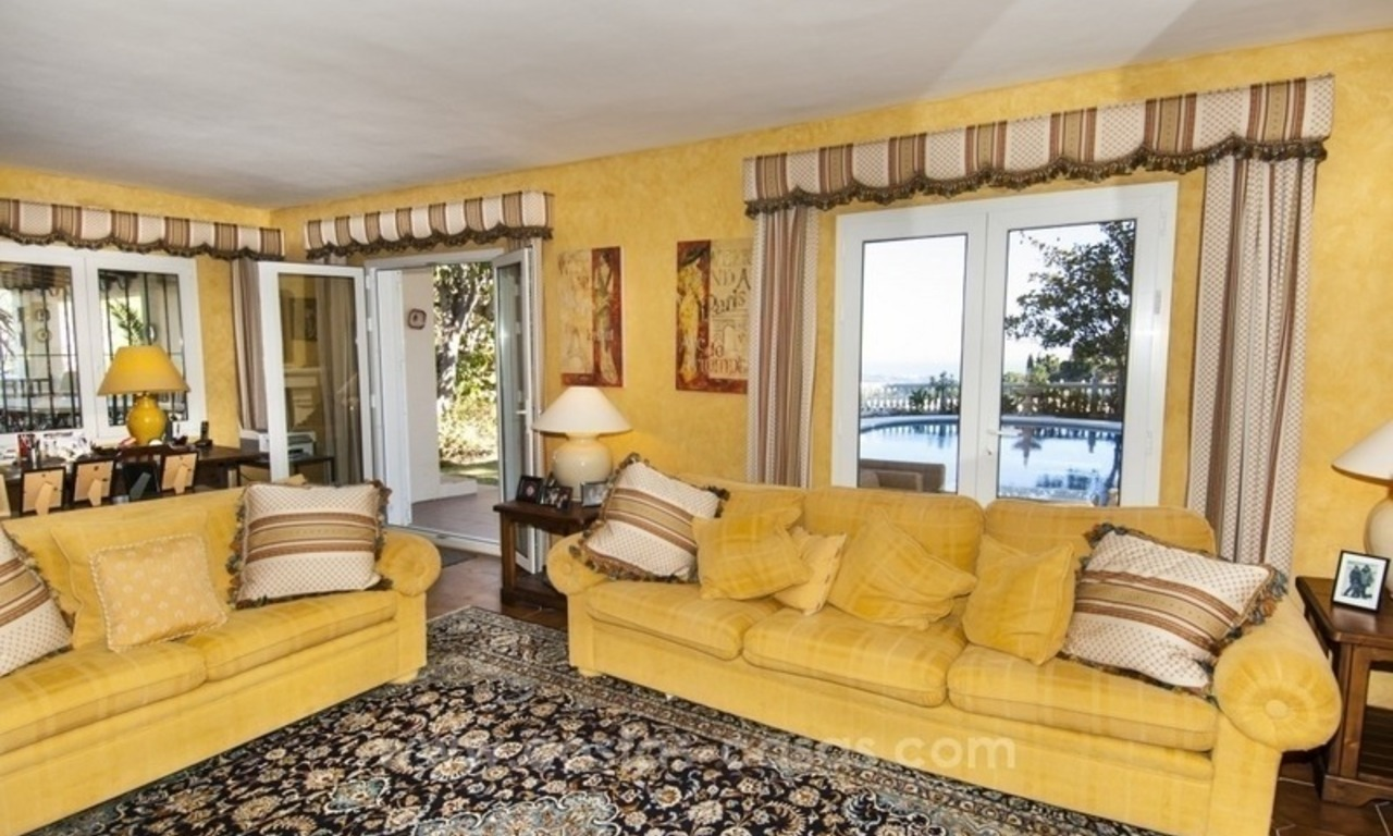 Villa te koop in El Madroñal in Benahavis – Marbella 15