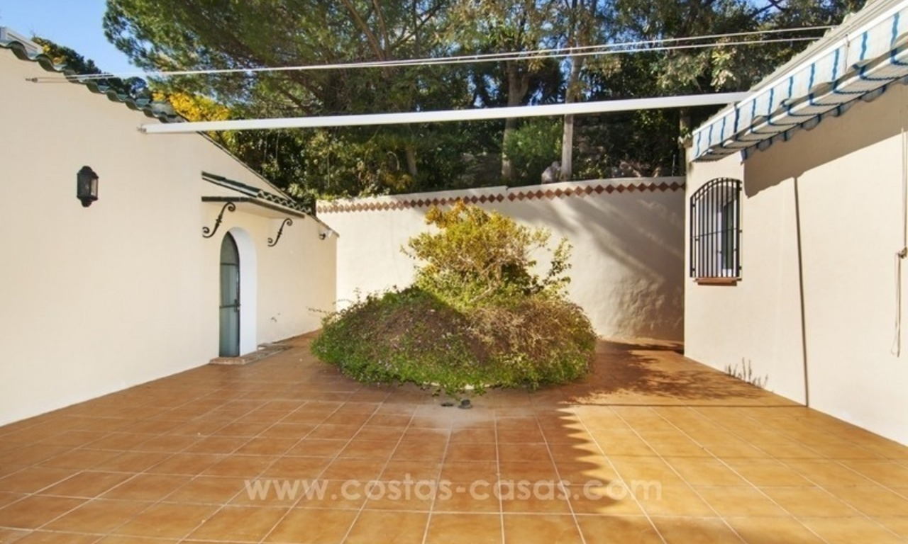Villa te koop in El Madroñal in Benahavis – Marbella 13
