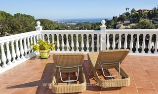 Villa te koop in El Madroñal in Benahavis – Marbella 11