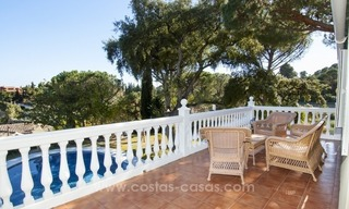 Villa te koop in El Madroñal in Benahavis – Marbella 28