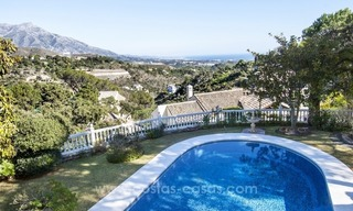 Villa te koop in El Madroñal in Benahavis – Marbella 29