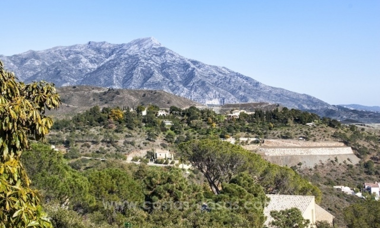 Villa te koop in El Madroñal in Benahavis – Marbella 31