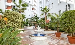 Perfect location!! Beachside apartment for sale in Puerto Banús 10