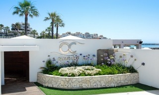 Perfect location!! Beachside apartment for sale in Puerto Banús 16
