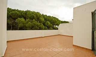 Beachside townhouse te koop op de Golden Mile in Marbella 8