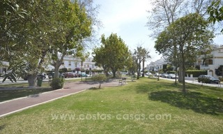 Beachside townhouse te koop op de Golden Mile in Marbella 11
