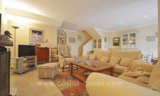 Beachside townhouse te koop op de Golden Mile in Marbella 21