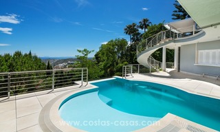 Contemporaine design Villa te koop in El Madroñal te Benahavis - Marbella 3