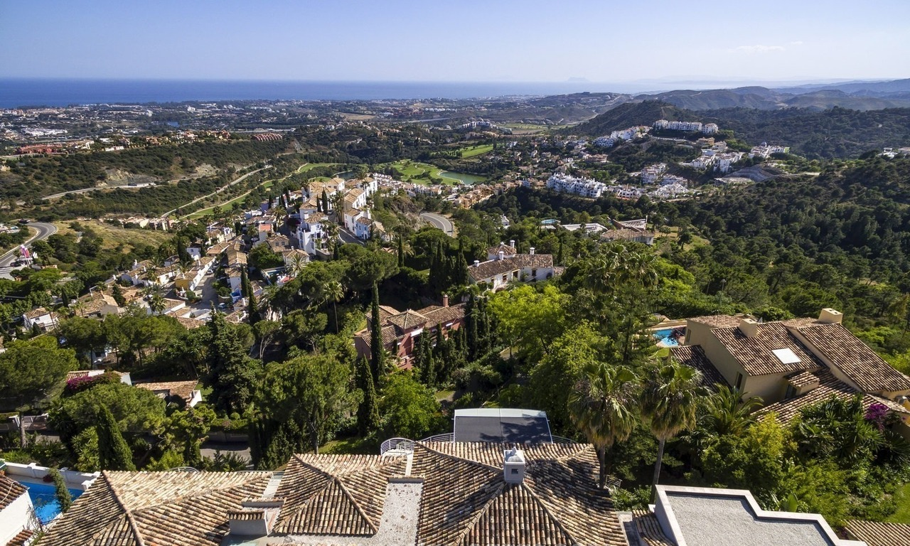 Contemporaine design Villa te koop in El Madroñal te Benahavis - Marbella 2